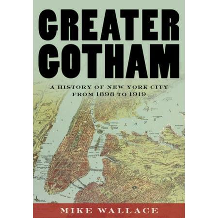 Greater Gotham - eBook](Gotham Nyc Halloween)