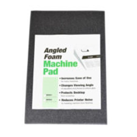 Monroe Systems for Business MW02 Angled Foam Machine Pad for Heavy-Duty Calculators (Angled Calculator Stand)