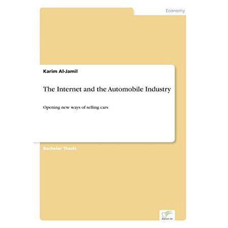 The Internet and the Automobile Industry - image 1 of 1