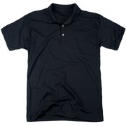 Dark Knight World Without Rules (Back Print) Mens Polo Shirt