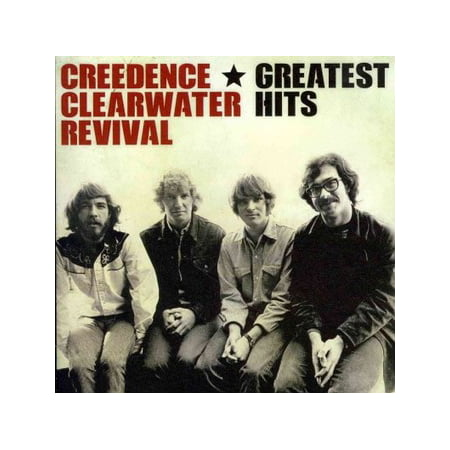 Creedence Clearwater Revival - Greatest Hits (CD) (Creedence Clearwater Revival Looking Out My Back Door)