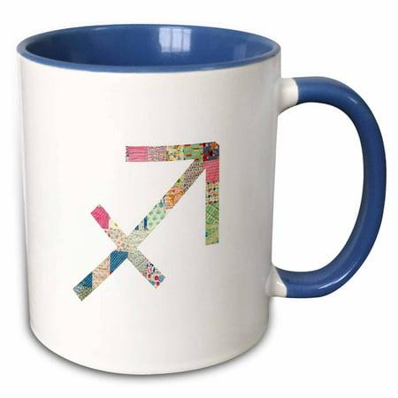 3dRose Sagittarius arrow colorful girly symbol - pastel ...