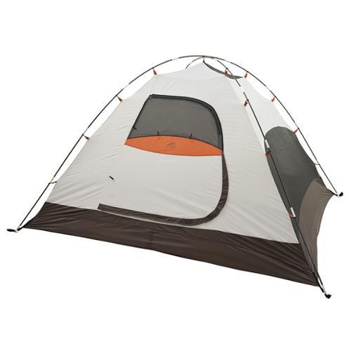 5421639 Meramac 4, 4 Person Camping Tent, Sage/Rust