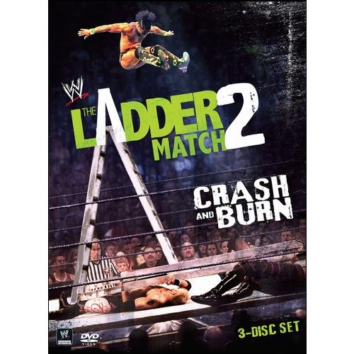 WWE - WWE-Ladder Match 2: Crash & Burn [DVD]