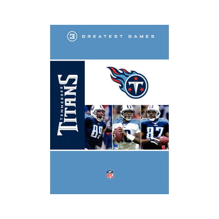 NFL Tennessee Titans: 3 Greatest Games - Titans Tennessee
