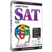 Light Speed: SAT Math by GOLDHIL HOME MEDIA INT L