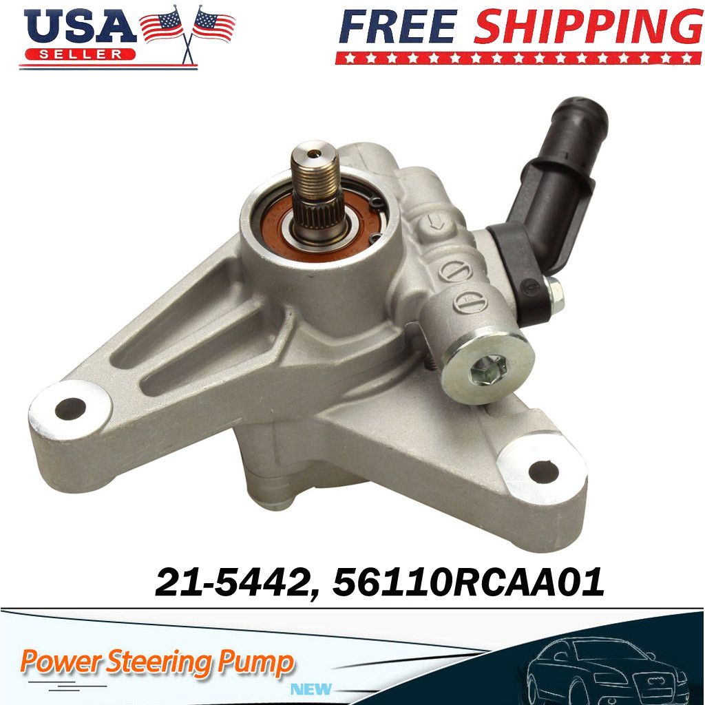 Cotonie Power Steering Pump For 03 04 05 06 Honda Accord