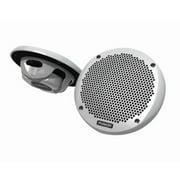"Fusion MSEL602 6"" Shallow Mount Economy Speaker 150w Max"