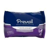 Personal Wipe Prevail® Soft Pack Aloe Fresh Scent 96 Count Case of 576
