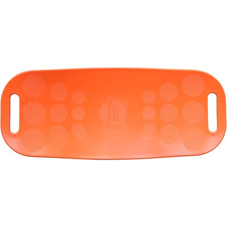 Simply Fit Balance Board, Orange, As Seen on TV