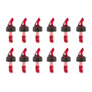 Measured Bottle Pourer Auto-measuring 1 Oz (30 Ml) Set of 12 by Hypothermias