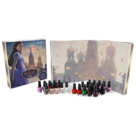 Opi The Nutcracker And The Four Realms 2018   Mini 25 Advent Calendar (Hrk34) by Opi