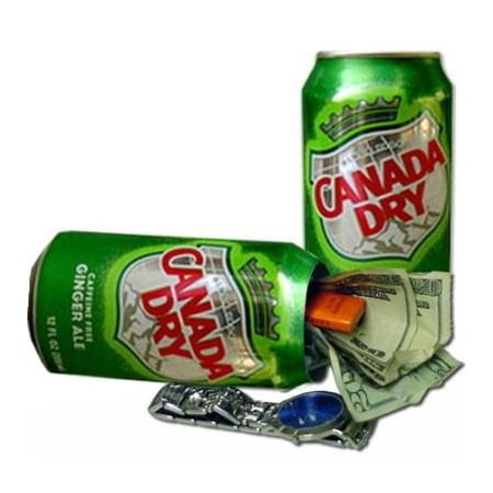 Diversion Safe Stash  Canada Dry By Canada Dry