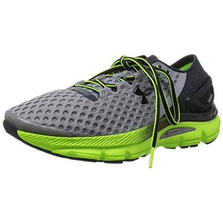 great fit 4a074 40a09 Under Armour Men's UA Speedform Gemini 2 Steel/Fuel Green/Anthracite  Athletic Shoe