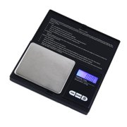 DIGITAL POCKET SCALE 1000G X 0.1G MINI SCALE PORTABLE SMALL SIZED JEWELRY HERB GRAIN SPICE GRAM SCALE