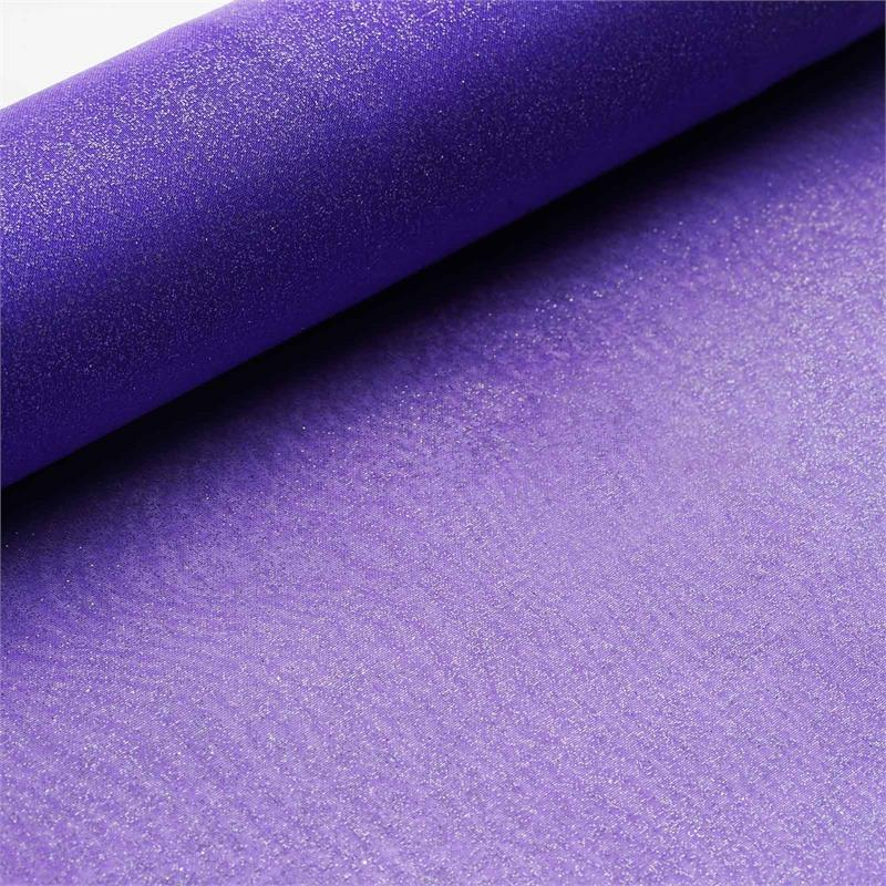 "BalsaCircle 12"" x 10 yrds Glittered Organza Fabric Bolt Put-up - Sewing Crafts Draping Decorations Supplies"