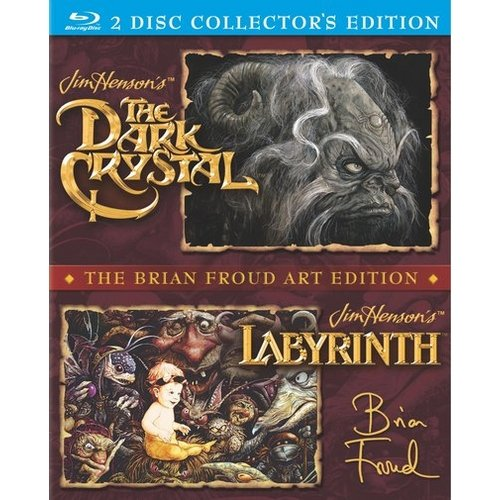 The Dark Crystal / Labyrinth (Blu-ray) (Anamorphic Widescreen)