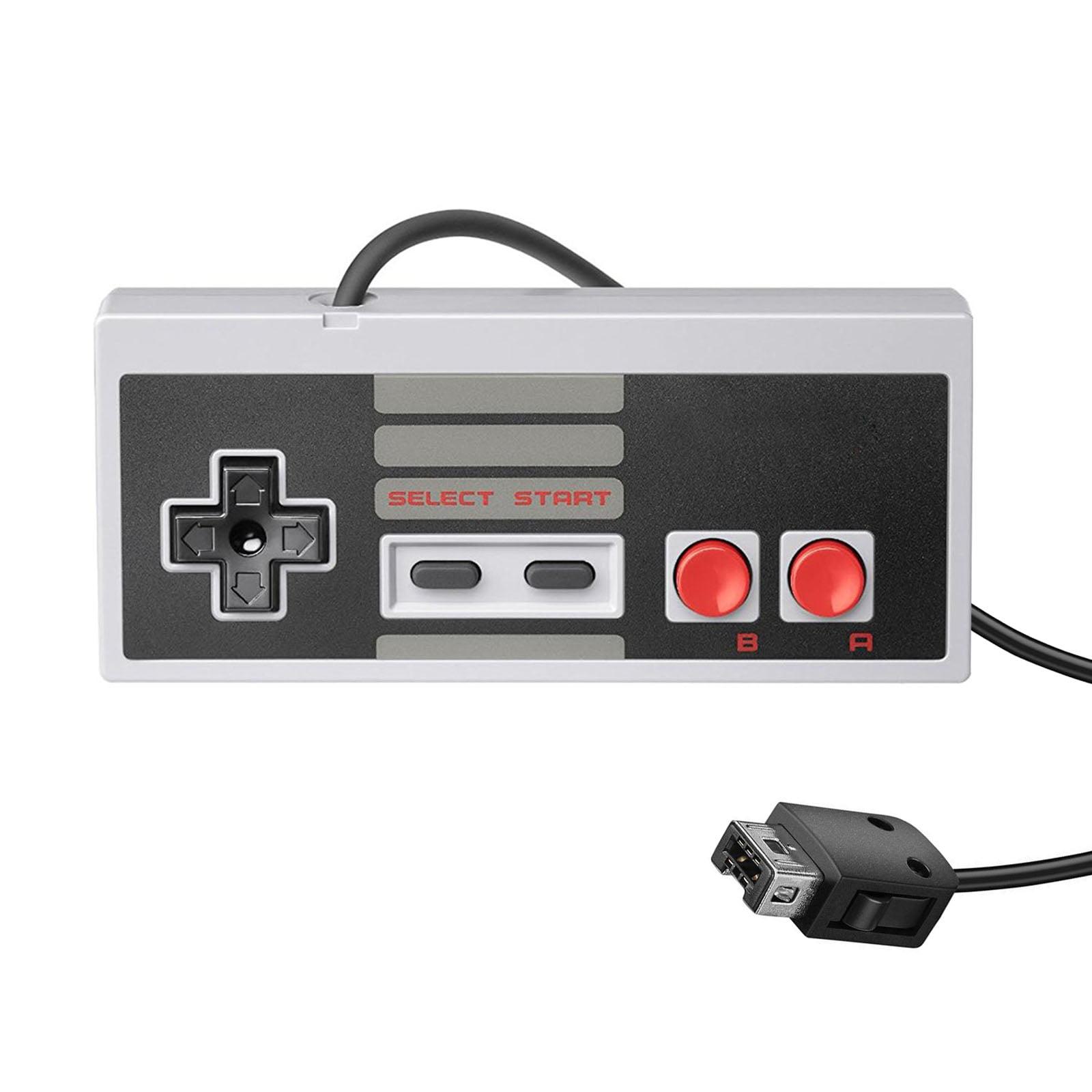 Xbox Juego de Famicom controlador Pad para Nintendo NES Edition Classic Mini consola nuevo + Nintendo en Veo y Compro
