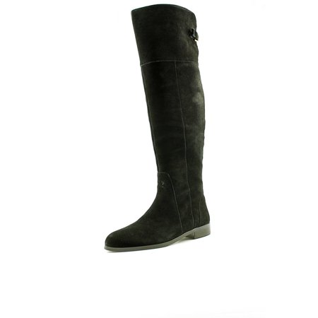 10889b18206 Charles By Charles David Reed Wide calf Women Round Toe Suede Over the Knee  Boot - Walmart.com
