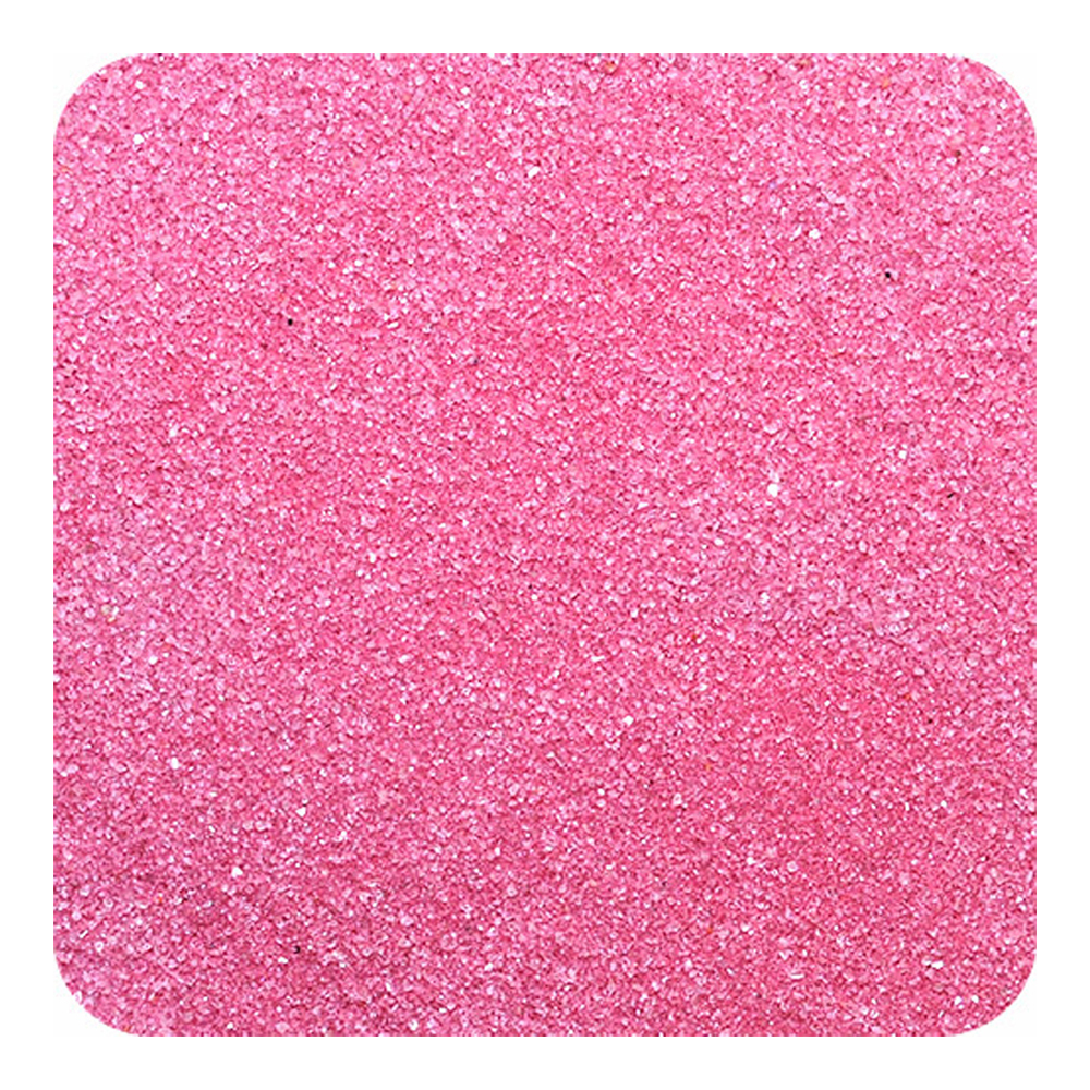 SANDTASTIK PRODUCTS INC. COL1LBBAGRED 1 LB BAG OF RED SAND- 454 g