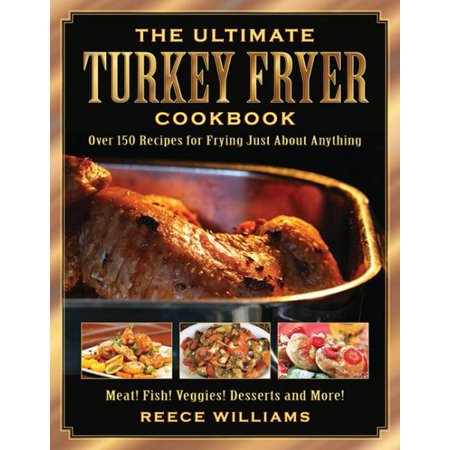 The Ultimate Turkey Fryer Cookbook thumbnail