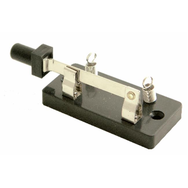 American Educational Products 7-917 Knife Switch With - Spring Type Binding Posts- Single Pole Single Throw