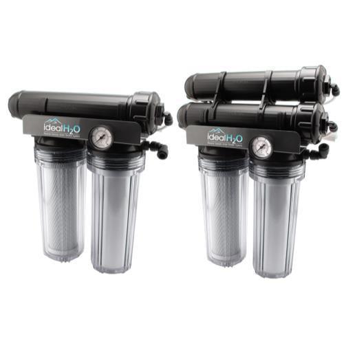 Ideal H2O 738300 Premium Reverse Osmosis System - 100 GPD