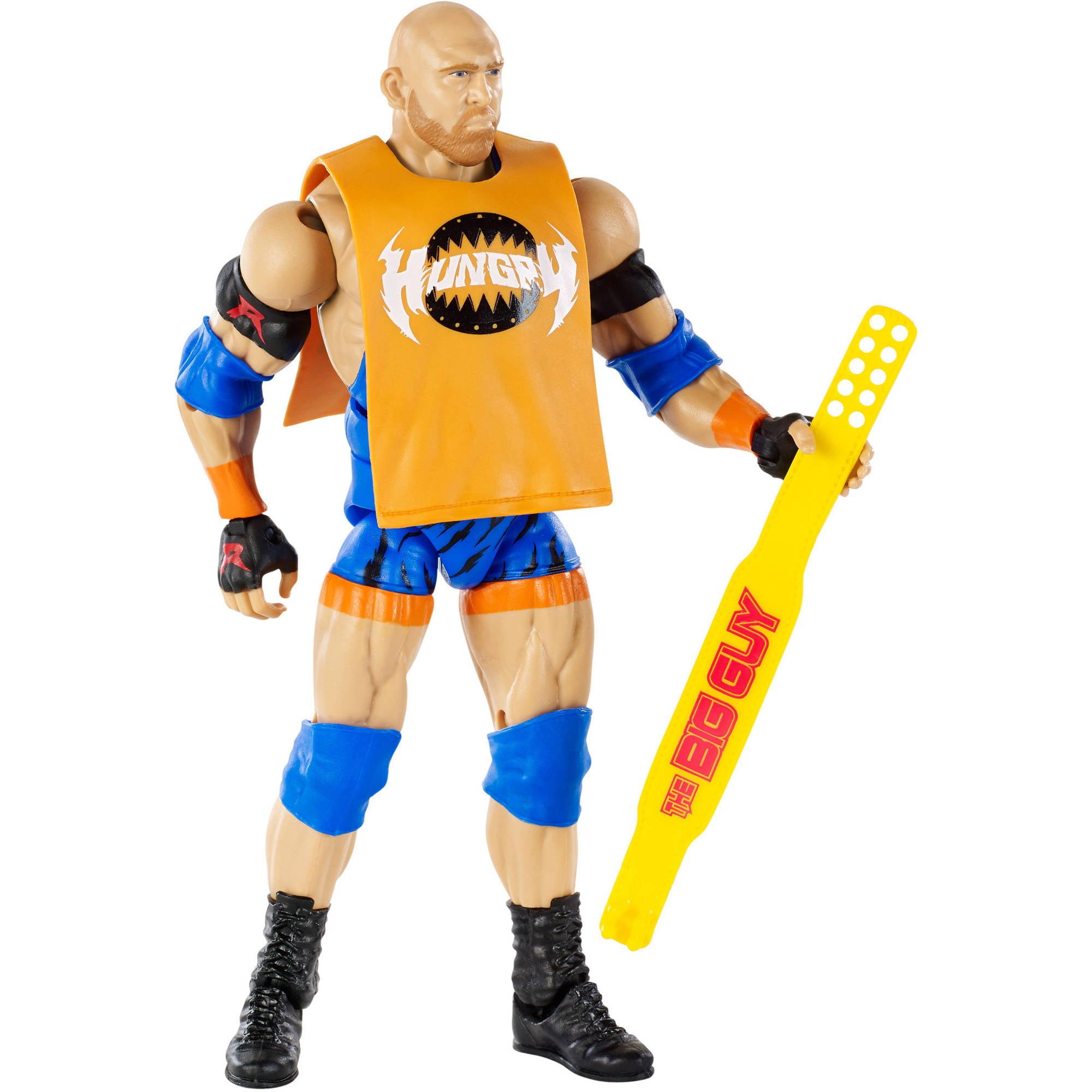 WWE Elite Ryback Action Figure by Mattel