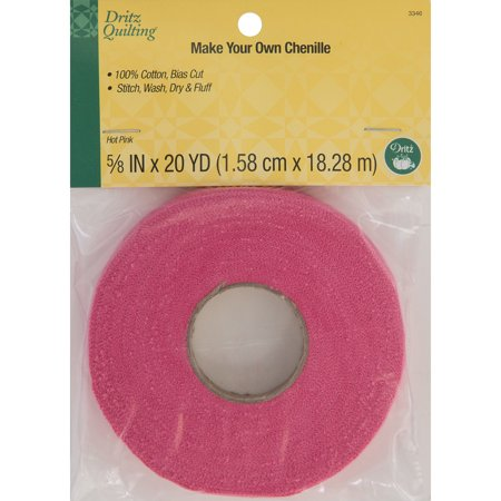 Dritz Quilting Make-It Chenille 5/8