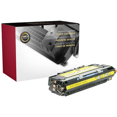 CIG Remanufactured Yellow Toner Cartridge (Alternative for HP Q2672A 309A) (4000 Yield)