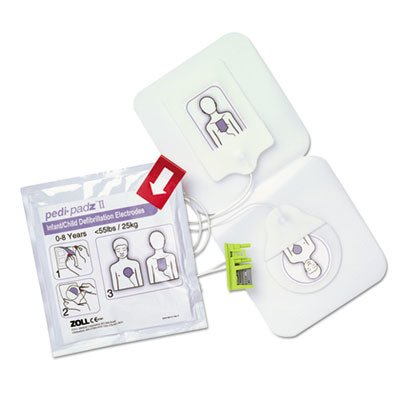 Pedi-padz II Defibrillator Pads ZOL8900081001