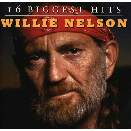 Willie Nelson - 16 Biggest Hits (CD)