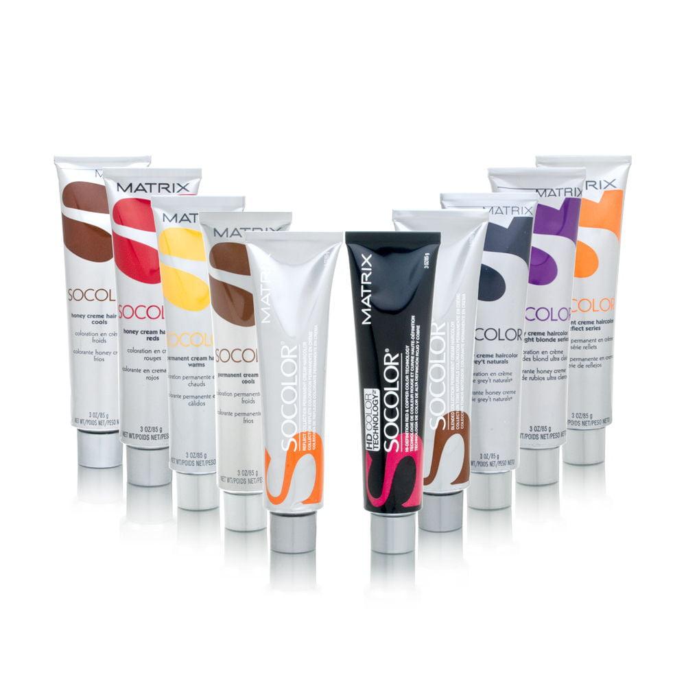 Matrix Socolor Honey Cream Hair Color Ul I Ultra Light Iridescent