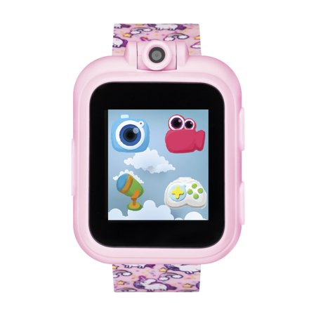 iTech Jr. Kids Smartwatch for Girls - Pink Unicorns