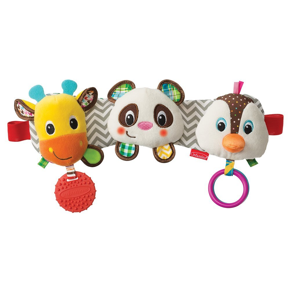Stretch and Play Musical Travel Trio..., By Infantino Ship from US