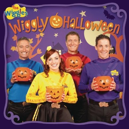 Wiggly Halloween (CD) - Cheap Costumes Australia