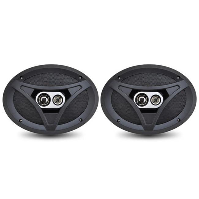 r  360 Watt 3-Way Coaxial Speaker, 6 x 9 in.