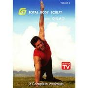 Gilad: Total Body Sculpt: Volume 4 (DVD)