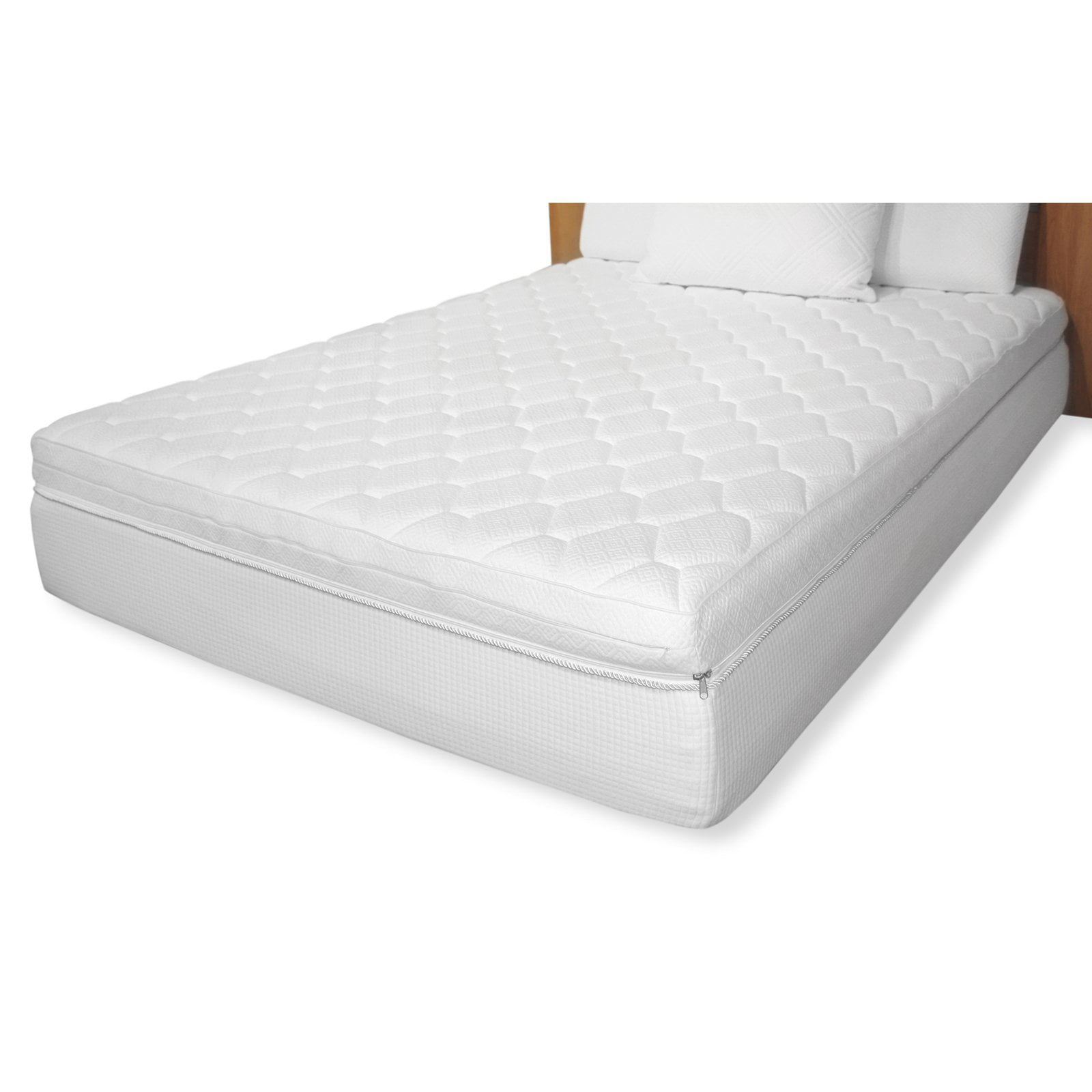 Loftworks 12 Reversible Pillow Top Memory Foam Mattress Multiple