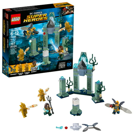 LEGO Super Heroes Battle of Atlantis 76085 (197 Pieces)