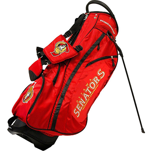 Team Golf NHL Ottawa Senators Fairway Golf Stand Bag