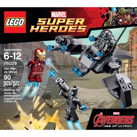 Super VsUltron Heroes Lego Iron Man vmN0w8nO