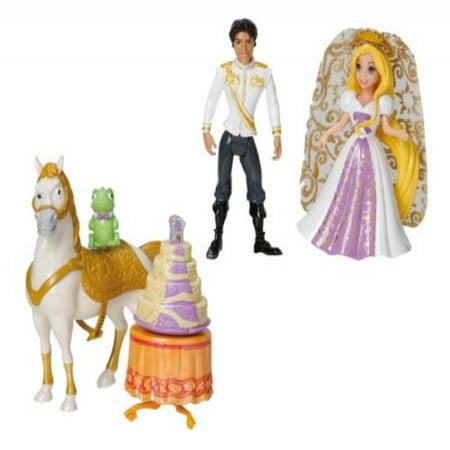 Disney Princess Rapunzel Wedding Party Set (Rapunzel For Kids)