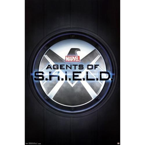 Agents of S.H.I.E.L.D. - Logo Poster Print (22 x 34)