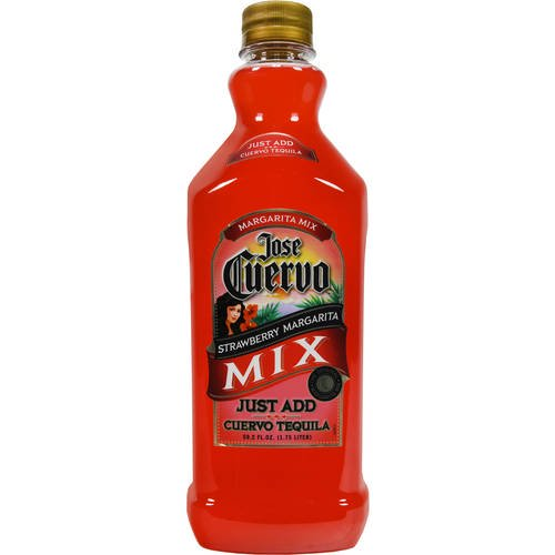 Jose Cuervo Strawberry Lime Margarita Mix 59 2 Fl Oz Walmart Com Walmart Com