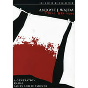 Andrzej Wajda: Three War Films (Criterion Collection) by IMAGE ENTERTAINMENT INC