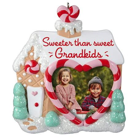 Hallmark Keepsake 2019 Sweet Grandkid Frame Christmas Ornament New Box Pre-Order