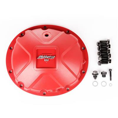 Rancho Differential Cover - ALUM DIFFERENTIAL COVER