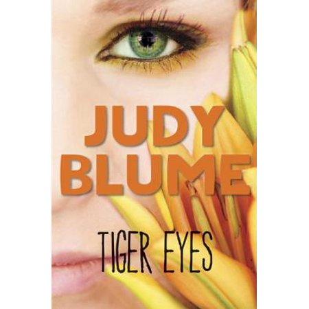Tiger Eyes - eBook