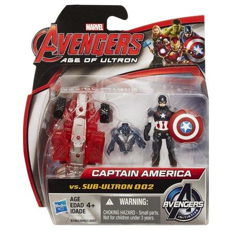 Avengers Avn Captain America Vs Sub Ultron 002